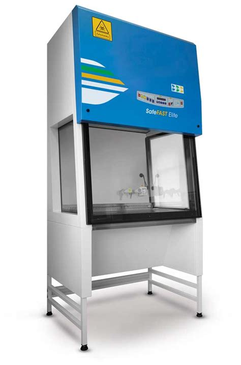 Class 2 Microbiological Safety Cabinet by Safefast Elite Class Ii B2