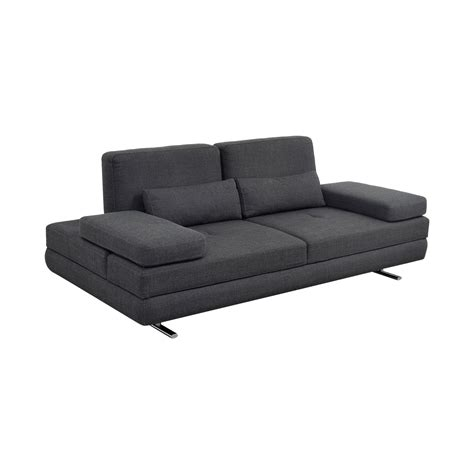 Sofa Bed Second 82 grey mod sofa bed sofas