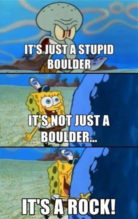funny spongebob quotes quotesgram