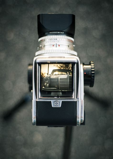 My W108 and a Hasselblad   Otis Blank