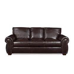 Franklin Leather Sofa Franklin Leather Sofa Sam S Club