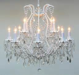 white chandelier with crystals chandelier white chandelier