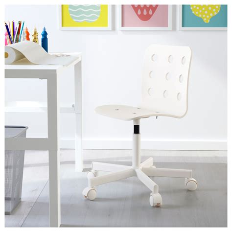 childrens white desk and chair jules children s desk chair white ikea