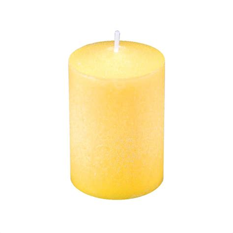 lumabase citronella scented votive candles 30136 the