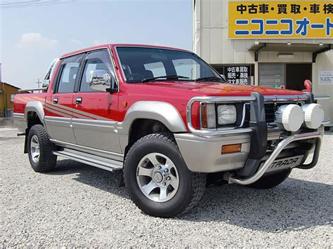 mitsubishi strada 1994 mitsubishi strada jdm diesel pick up sale 1994 1995 k34t