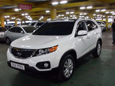 Kia 2010 For Sale 2010 Kia Sorento Pictures 2 2l Diesel Automatic For Sale