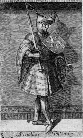 Arnulf II (van Holland) van Holland graaf van