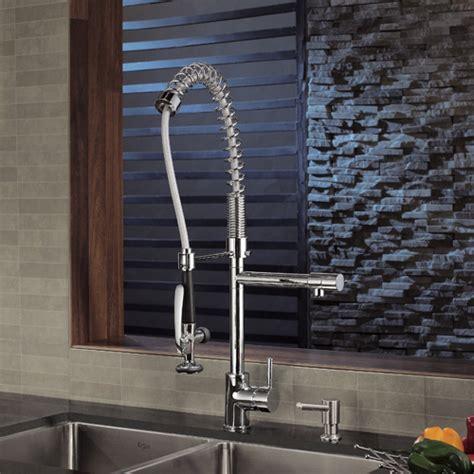 Kraus 1602 Faucet by Resolution Get Kitchen Sink Design Just Right Design
