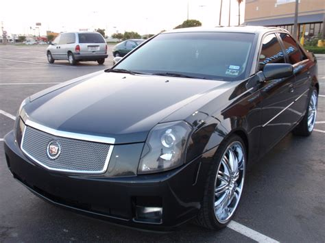 Cadillac 2005 Cts by Saleenyellow101 S 2005 Cadillac Cts In Brownsville Tx