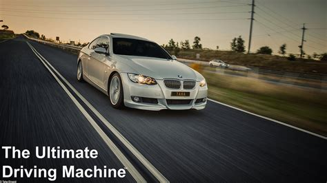 Scleanz Ultimate Premium Car Shoo the ultimate driving machine bmw by tahaelraaid on deviantart
