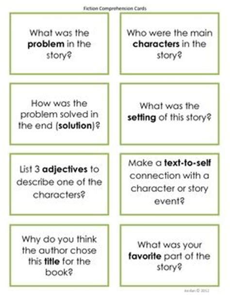 Or Question Picker Student Centered Resources Comprehension And Kid On