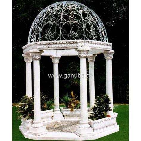 pavillon aus stein s 228 ule garten pavillon gadzebo oriago a