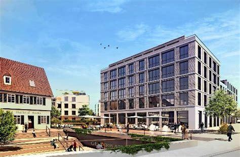 architekten kreis ludwigsburg quartierbebauung in schorndorf wohnhof gegen