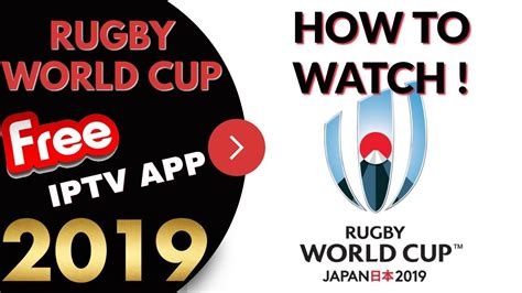 rugby world cup       iptv
