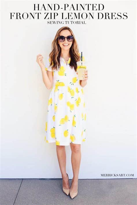cute diy summer dress sewing patterns  tutorials