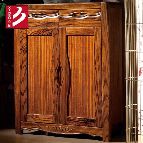 real wood shoe cabinet modern shoe rack cabinet african zebrawood shoe cabinet