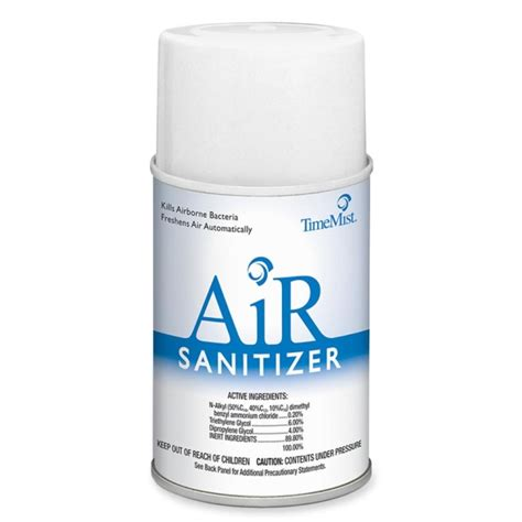 Air Disinfectant Power Spray Pinus printer