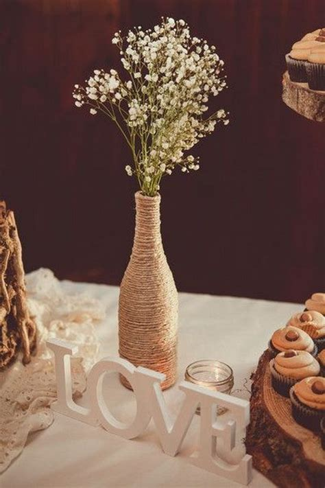 100 Country Rustic Wedding Centerpiece Ideas ? Page 12
