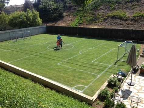 Backyard Soccer Players by Best 25 Field Turf Ideas On Tailgate