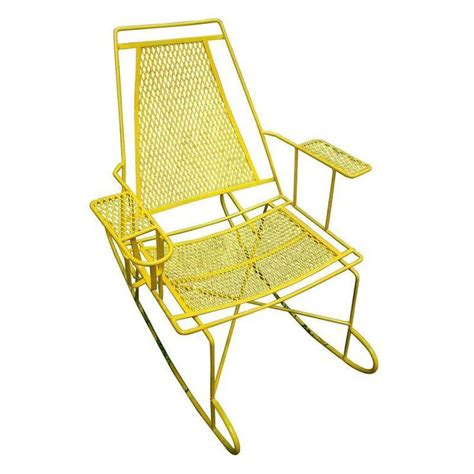 metal garden chairs second the 25 best outdoor rocking chairs ideas on
