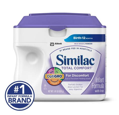 similac comfort com similac total comfort infant formula with iron