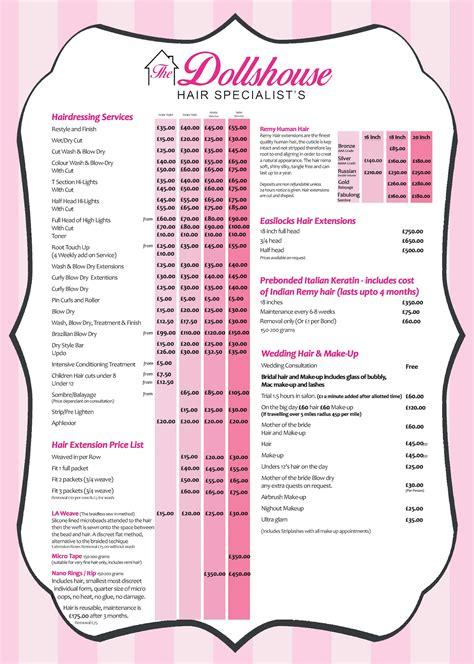 hairstyle price list hair braiding price list hair braiding price list price