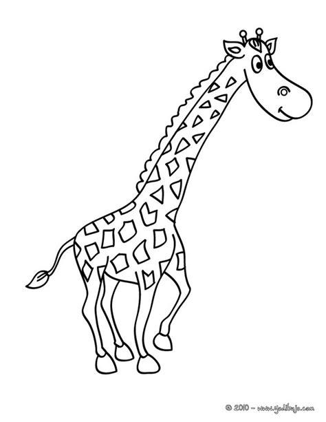 imagenes de jirafas bebes para dibujar el arte de ense 241 ar colorear jirafa