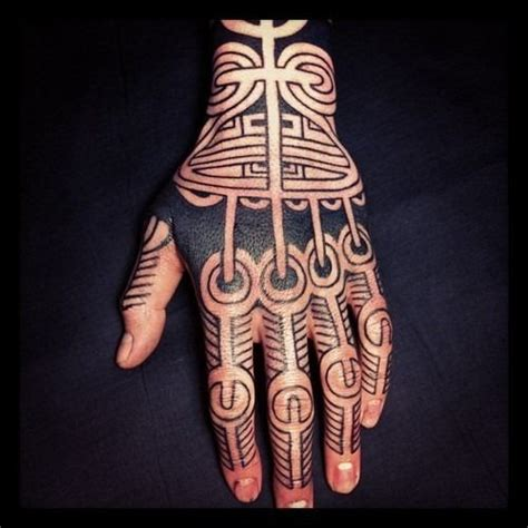 tribal hand tattoos for men 25 best ideas about tribal tattoos on