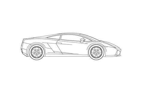 Lamborghini Gallardo Drawings Revit Lamborghini Gallardo Familiy To Bring Scale And
