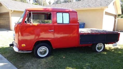 Volkswagen Cab For Sale by 1971 Volkswagen Cab Restomod For Sale Volkswagen