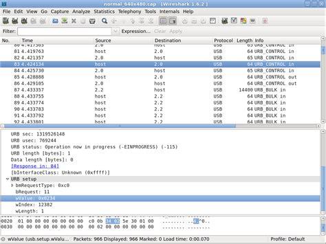 wireshark usb tutorial misc tutorials
