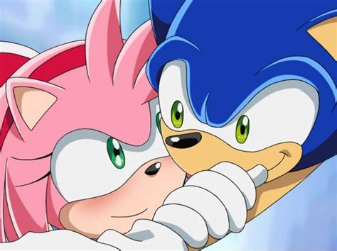 Sonic and Amy images sonic and amy wallpaper photos (3505110)