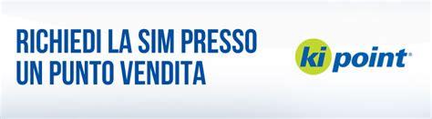 credito residuo poste mobili acquistare una sim da kipoint postemobile