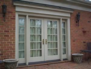 Andersen Patio Door Screen Interesting French Door Options For Interior And Exterior