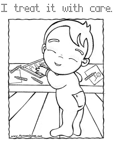 jack be nimble coloring pages