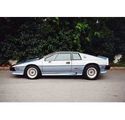 My 1986 Lotus Esprit HCI