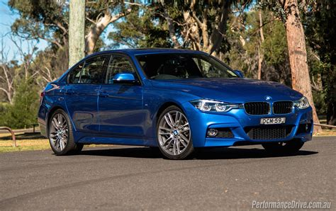 blue review 2016 bmw 320i m sport review performancedrive