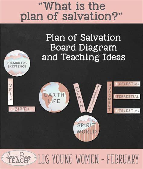 mormon plan of salvation diagram best 25 plan of salvation lds ideas on plan