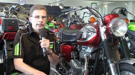 Motorrad Reimport Kawasaki by Kawasaki Museum Schweiz Youtube