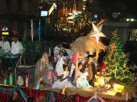 images of christmas celebration cities to visit in india for christmas celebration