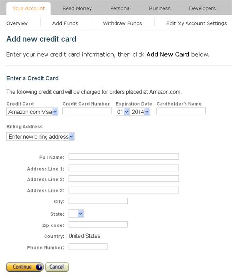 Remove Gift Card From Amazon Account - how to use amazon payments to meet minimum spend on credit cards