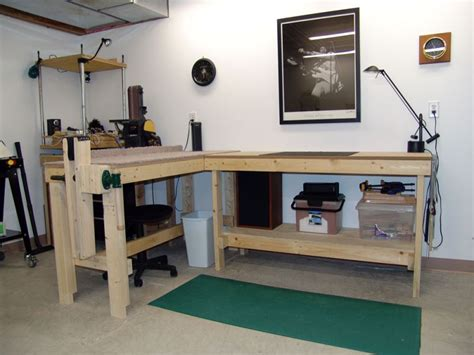 guitar work bench woodwork luthier workbench plans pdf plans