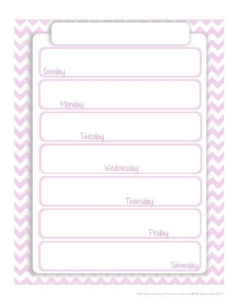 free printable planner pages for moms fashionable moms free printable planner page