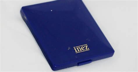 Eyeshadow Inez No 10 inez colour contour eyeshadow pattaya keren