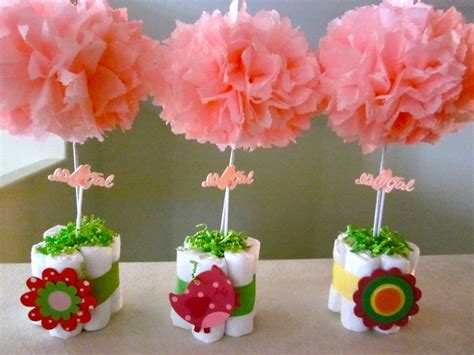 Centerpieces For Baby Shower Tables by Baby Shower Table Centerpieces Baby