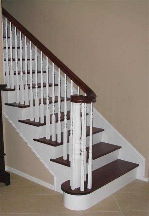 wooden stair r r hardwood wood craftsman master craftsmen wood