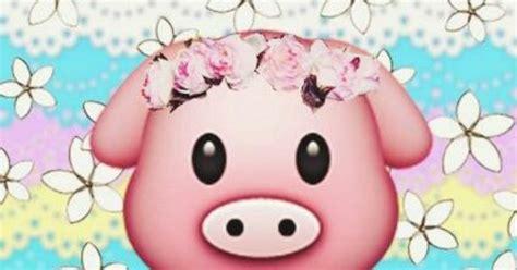 emoji pig wallpaper pig wallpaper emoji pinterest pig wallpaper