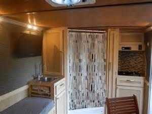5x8 Bathroom Remodel Ideas Cargo Trailer Camper Conversion Youtube