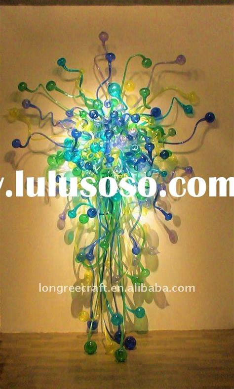 blown glass table ls murano light fixture