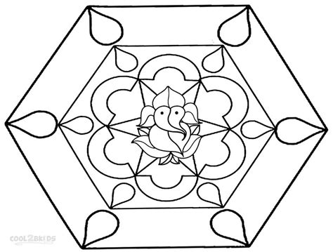 rangoli patterns coloring pages printable rangoli coloring pages for kids cool2bkids